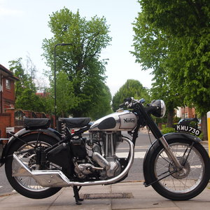 1951 Norton ES2 500 Classic, RESERVED FOR KEITH. SOLD