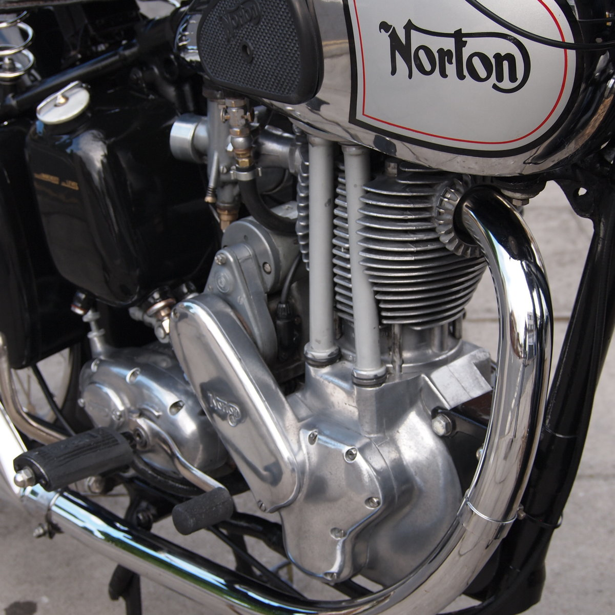 1951 Norton ES2 500 Classic, RESERVED FOR KEITH. SOLD (picture 4 of 6)