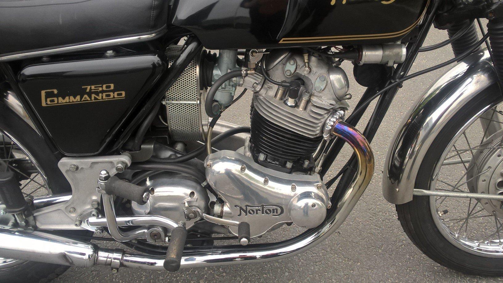 Norton commando 1971 For Sale (picture 2 of 6)