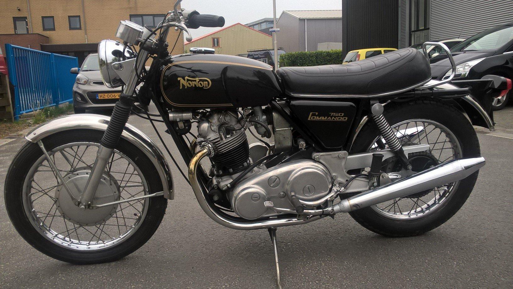 Norton commando 1971 For Sale (picture 3 of 6)