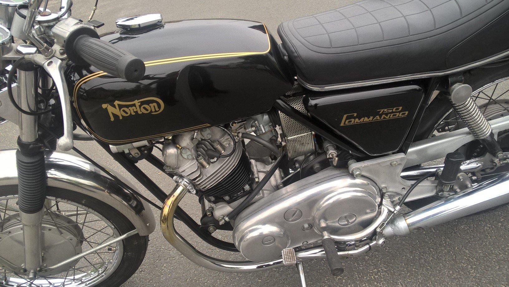 Norton commando 1971 For Sale (picture 6 of 6)