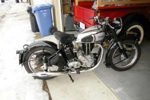 1951 Norton ES2 For Sale