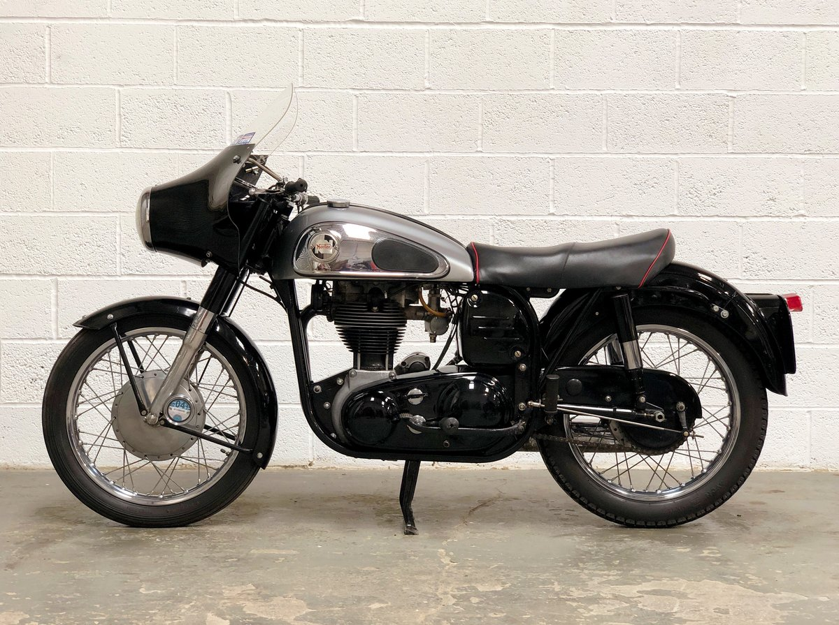 1961 Norton Model 50 350cc Featherbed Frame For Sale (picture 4 of 6)