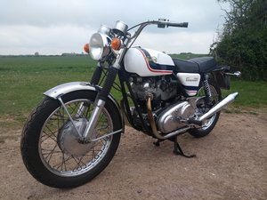Norton 750 Commando Roadster 1972 For Sale