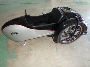 1939 NORTON 500 sidecar For Sale