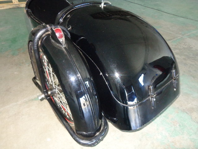 1939 NORTON 500 sidecar For Sale (picture 3 of 6)