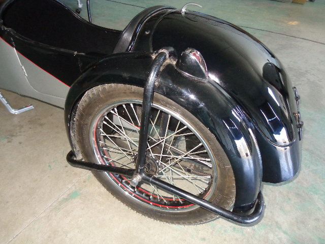 1939 NORTON 500 sidecar For Sale (picture 5 of 6)