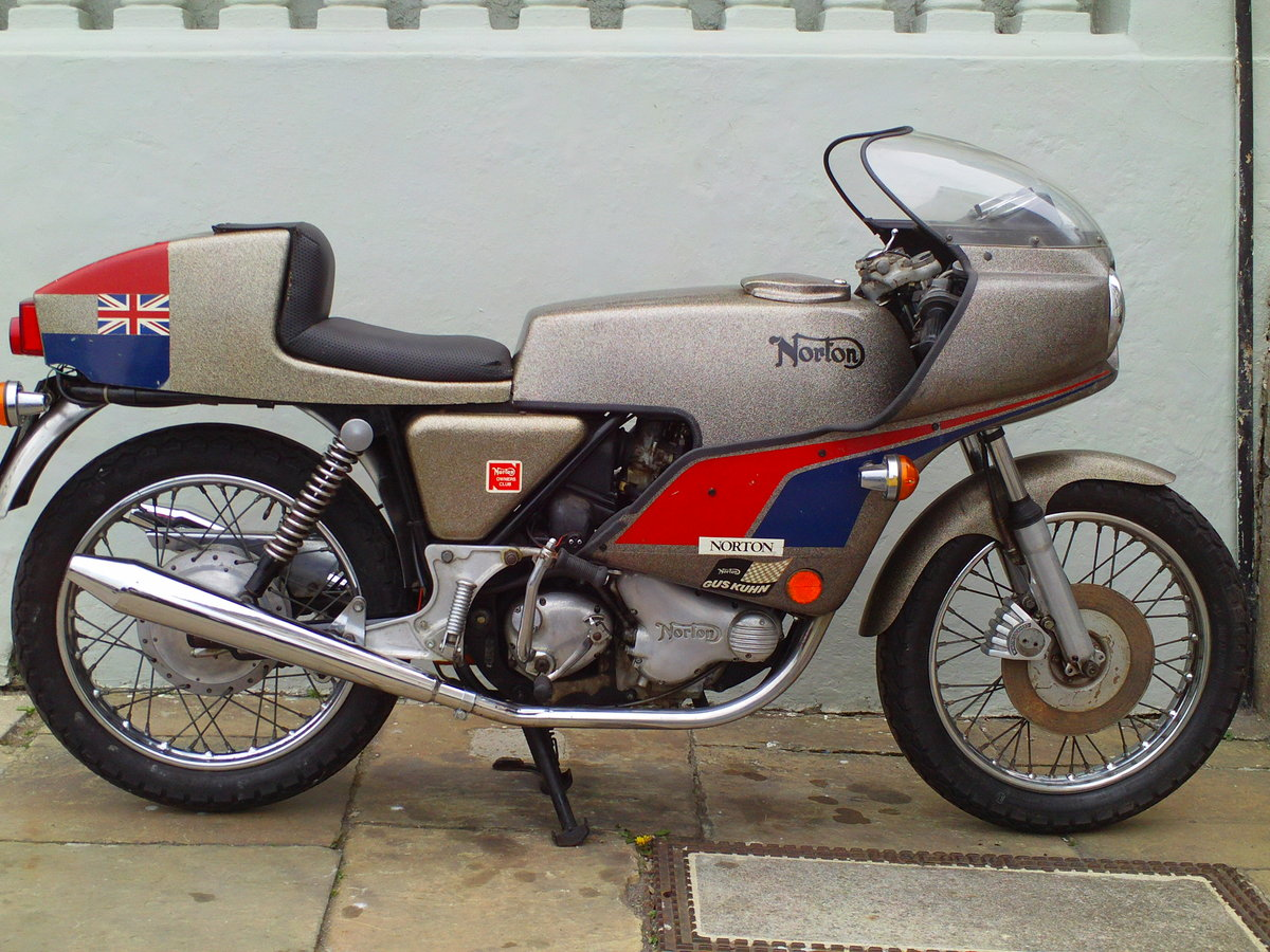 1974 NORTON COMMANDO MK2A JPN For Sale (picture 1 of 6)