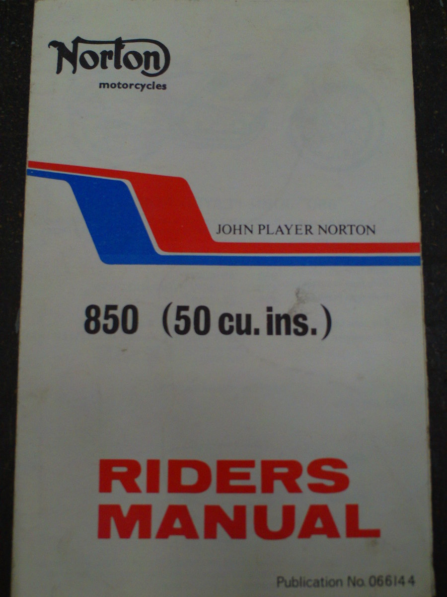 1974 NORTON COMMANDO MK2A JPN For Sale (picture 6 of 6)