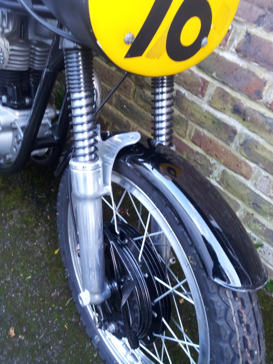 1962 Norton  Domiracer Ex Works and TT  For Sale (picture 3 of 4)