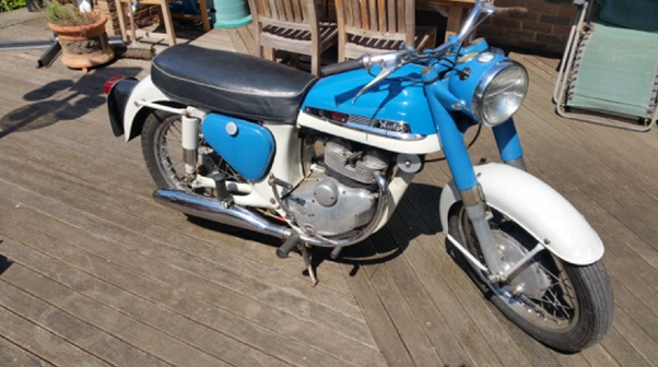 1961 Historic Bike For Sale (picture 1 of 3)