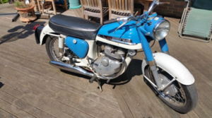 1961 Historic Bike For Sale