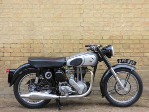 1955 Norton ES2 500cc SOLD
