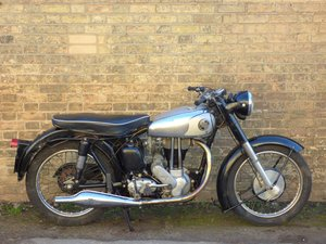 1955 Norton 19S 600cc For Sale