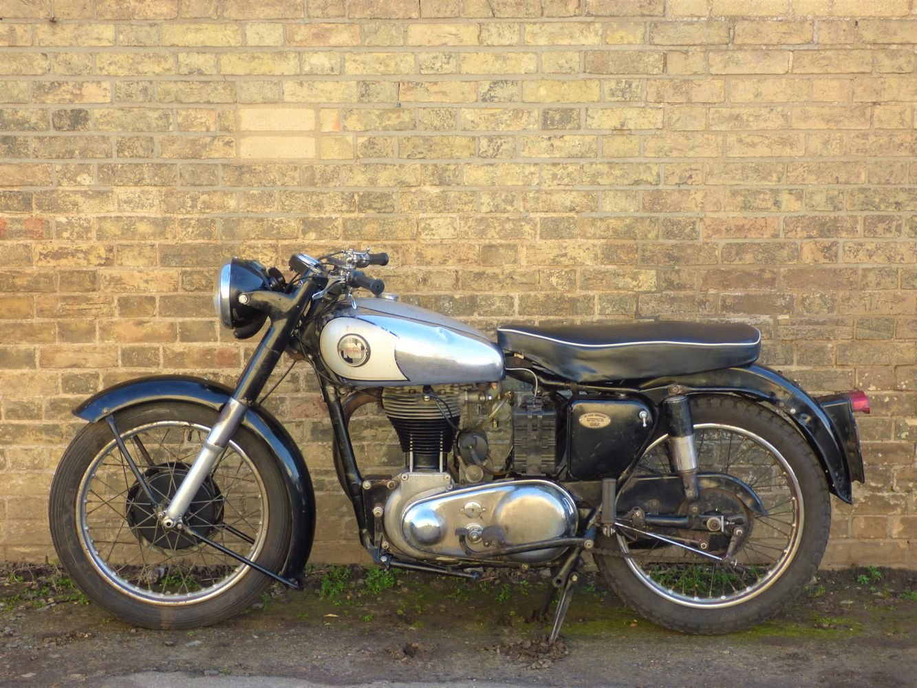 1955 Norton 19S 600cc SOLD (picture 2 of 6)
