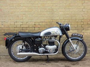1959 Norton Dominator 99 600cc SOLD