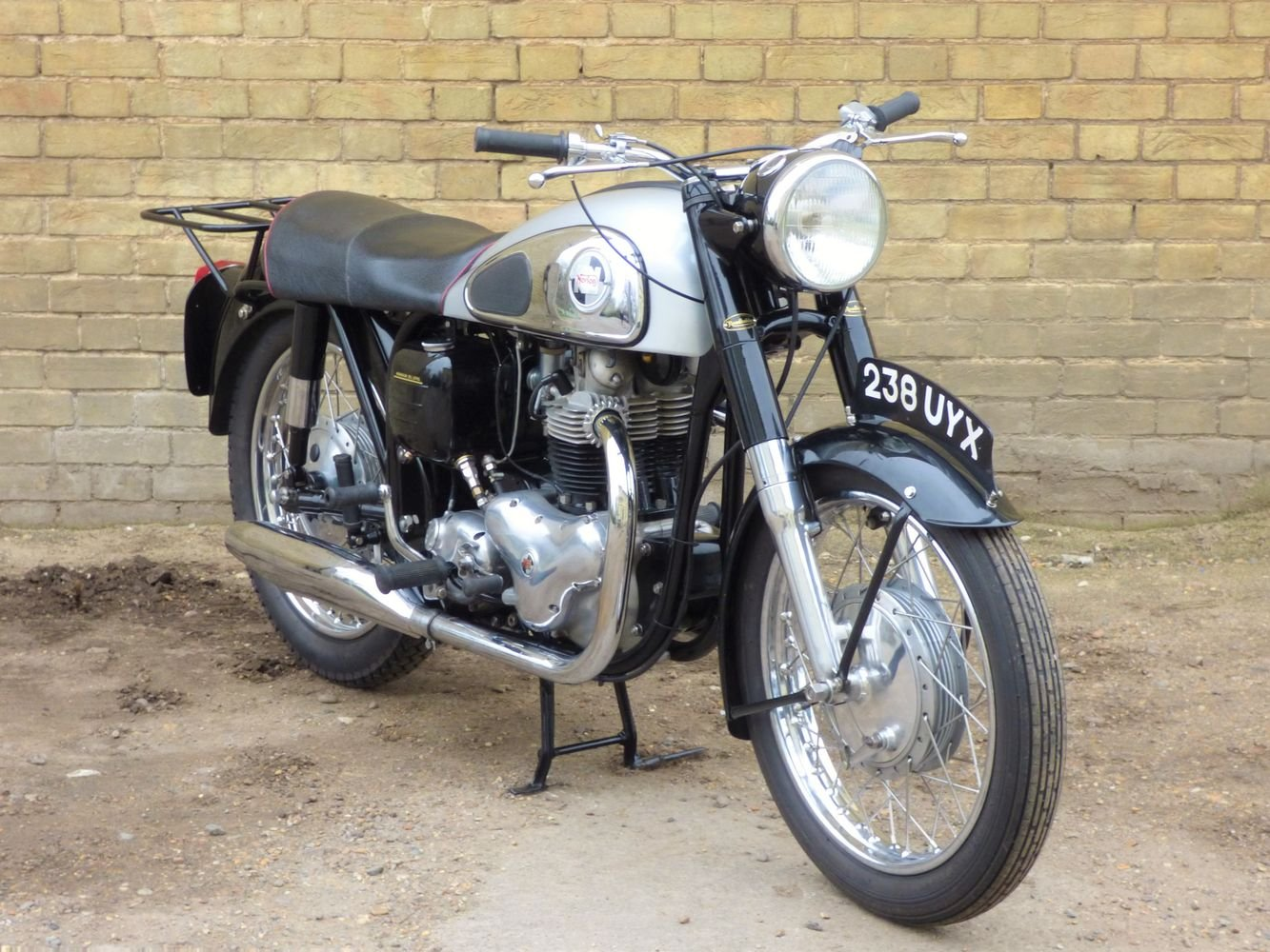 1959 Norton Dominator 99 600cc SOLD (picture 6 of 6)