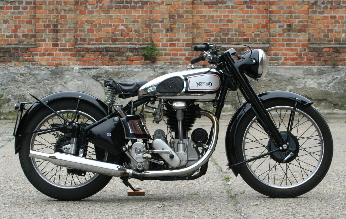 Norton International 500cc OHC 1948 For Sale (picture 1 of 6)