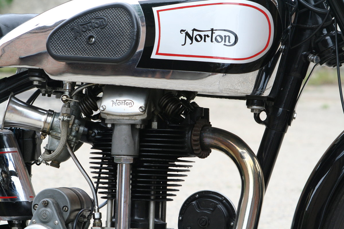 Norton International 500cc OHC 1948 For Sale (picture 2 of 6)