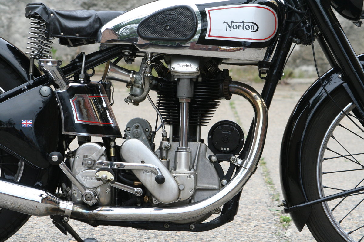 Norton International 500cc OHC 1948 For Sale (picture 3 of 6)