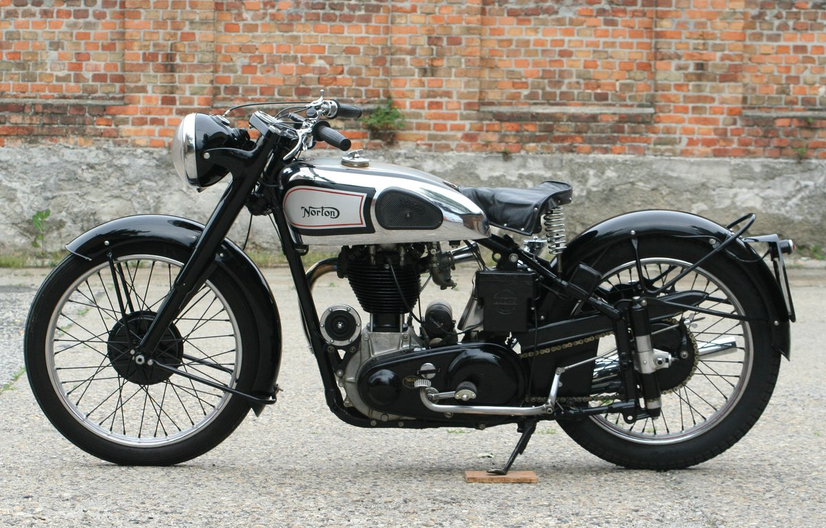 Norton International 500cc OHC 1948 For Sale (picture 5 of 6)