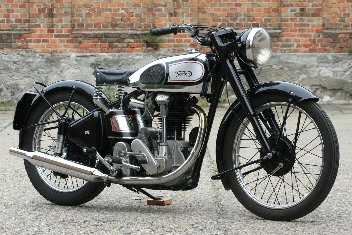 Norton International 500cc OHC 1948 For Sale (picture 4 of 6)