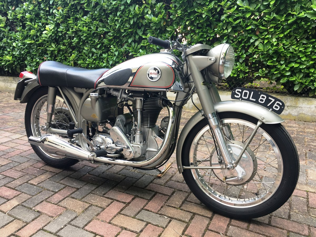 Norton International 1956 For Sale (picture 1 of 6)