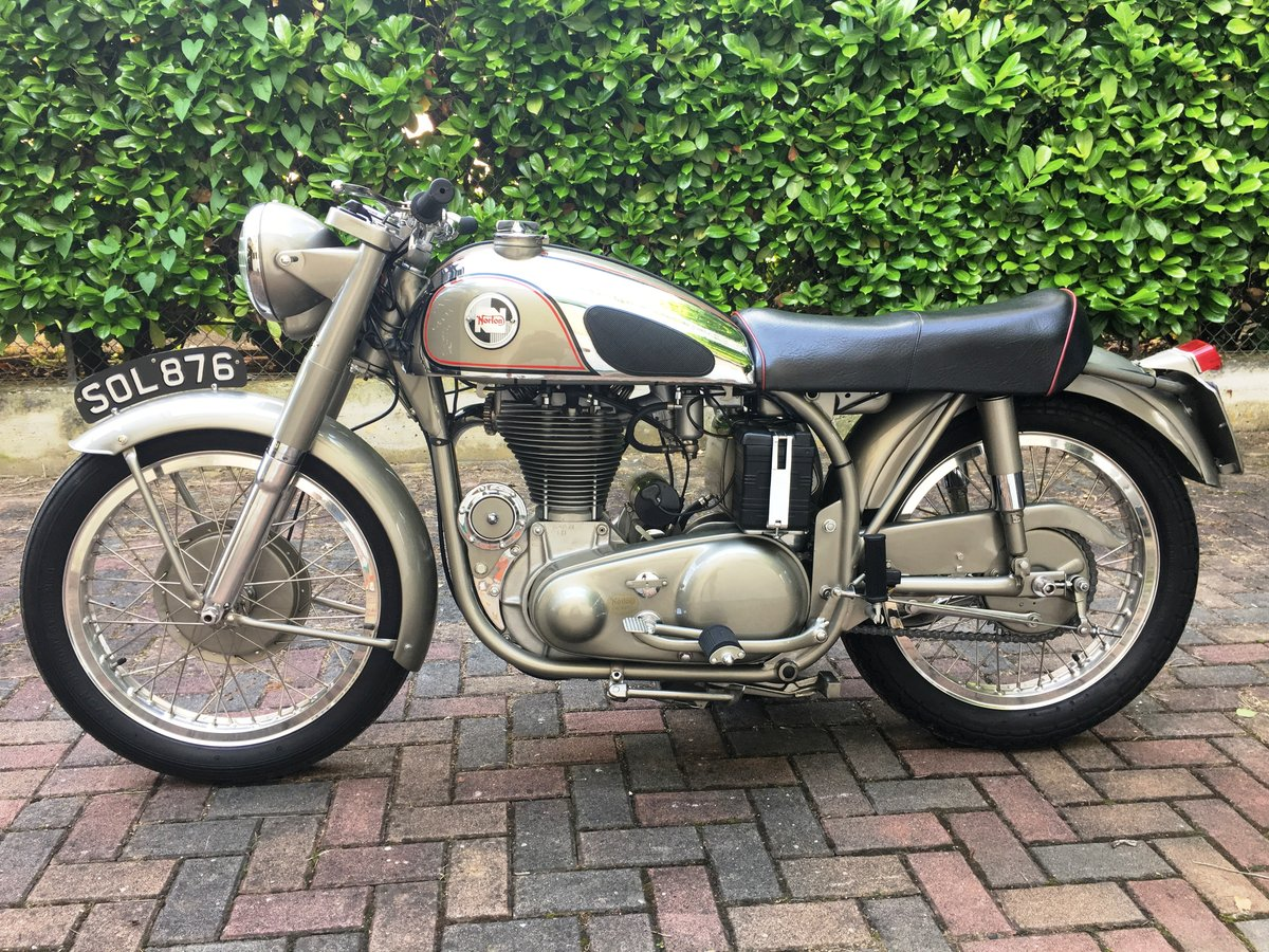 Norton International 1956 For Sale (picture 6 of 6)