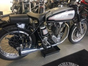 Classic 1939 Norton Plunger 500 Simply stunning For Sale