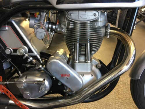 Classic 1939 Norton Plunger 500 Simply stunning For Sale (picture 2 of 6)