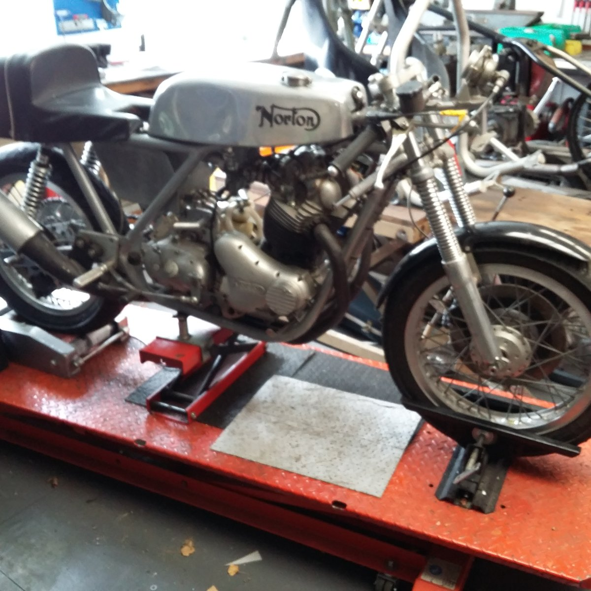 1972 Norton Commando Classic Racer For Sale (picture 3 of 6)