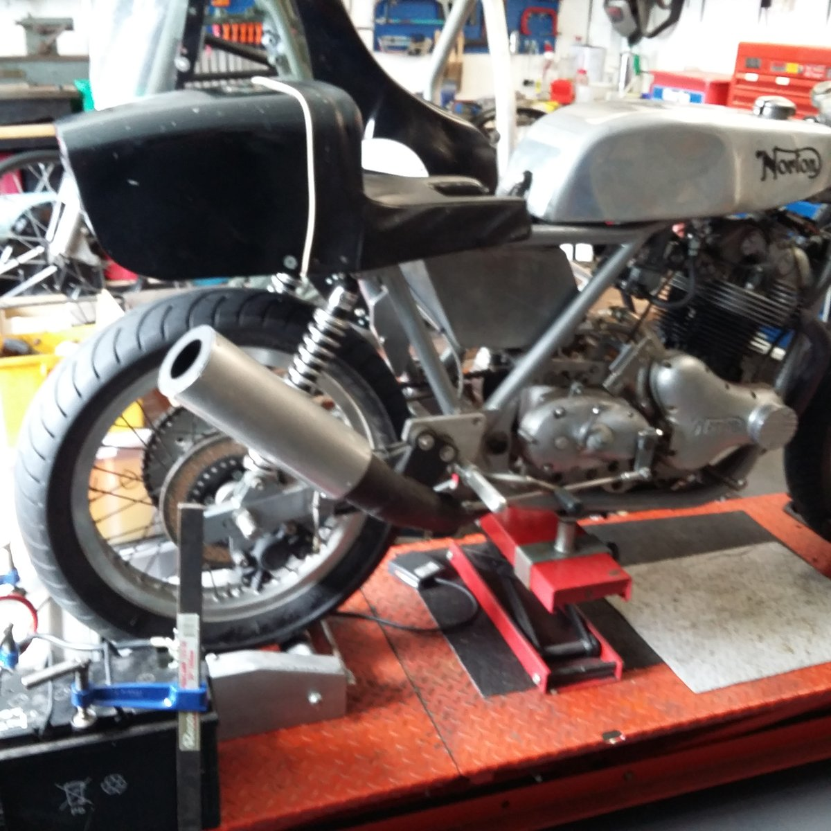 1972 Norton Commando Classic Racer For Sale (picture 4 of 6)