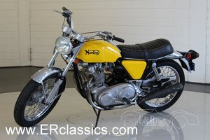 Norton Commando 750 Roadster 1972, original, very rare For Sale