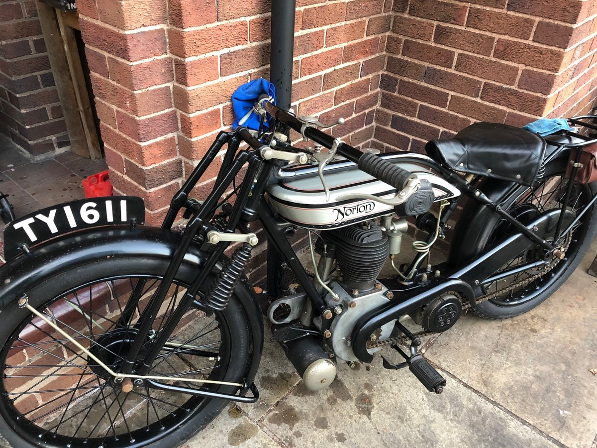 1926 Norton Model 16H For Sale (picture 2 of 3)