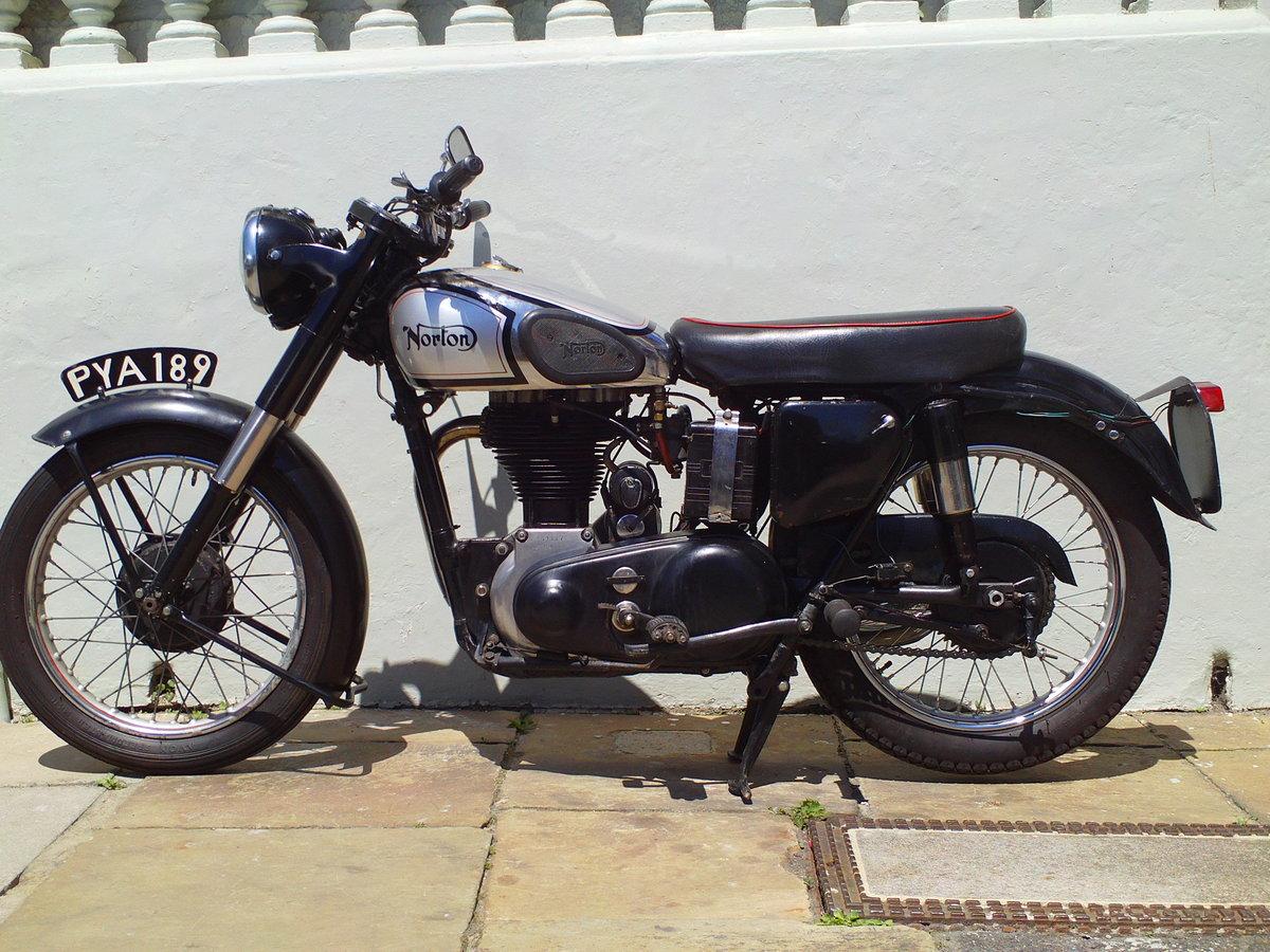 1953 NORTON ES2 500cc SOLD (picture 3 of 6)