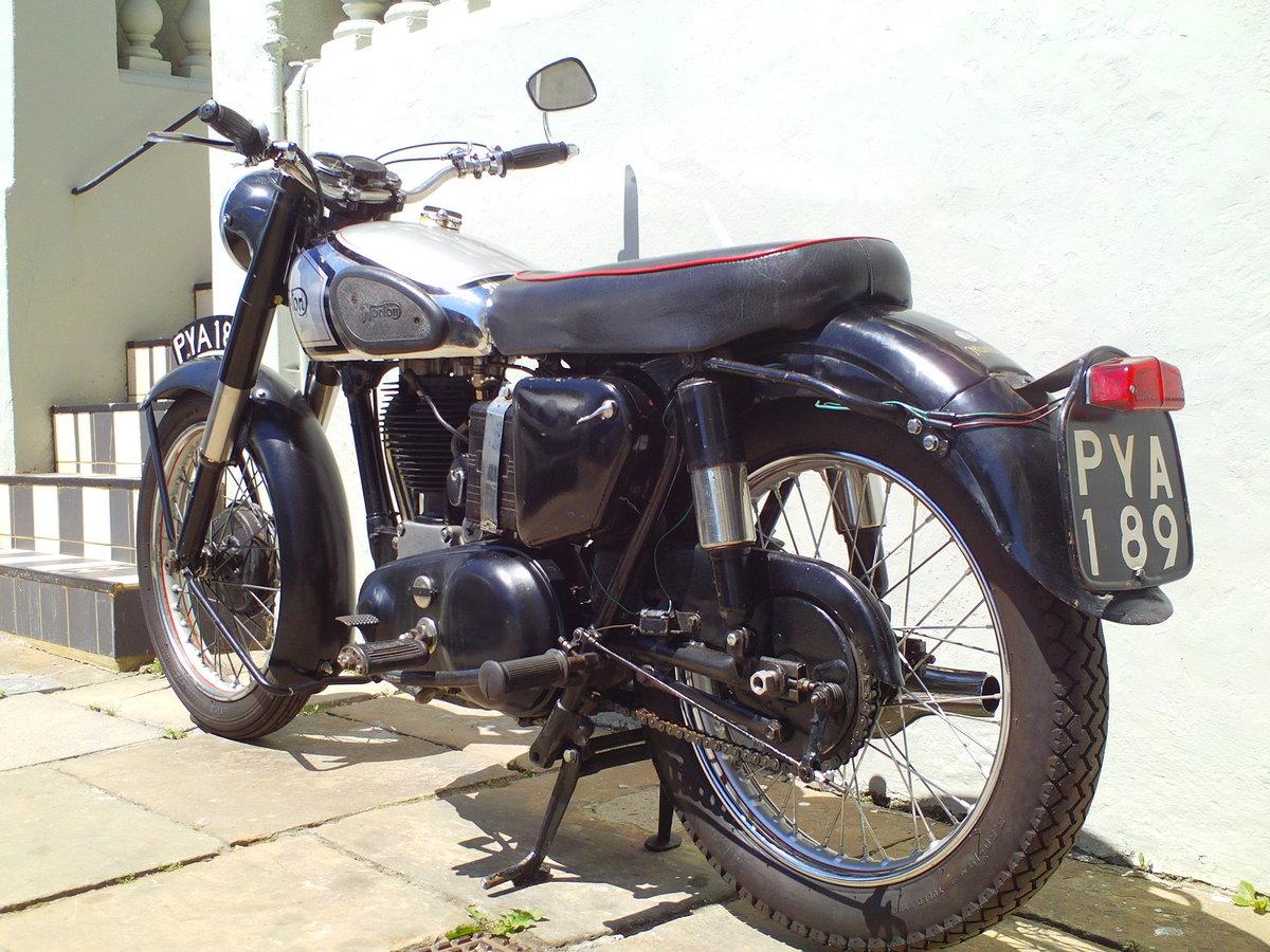 1953 NORTON ES2 500cc SOLD (picture 4 of 6)