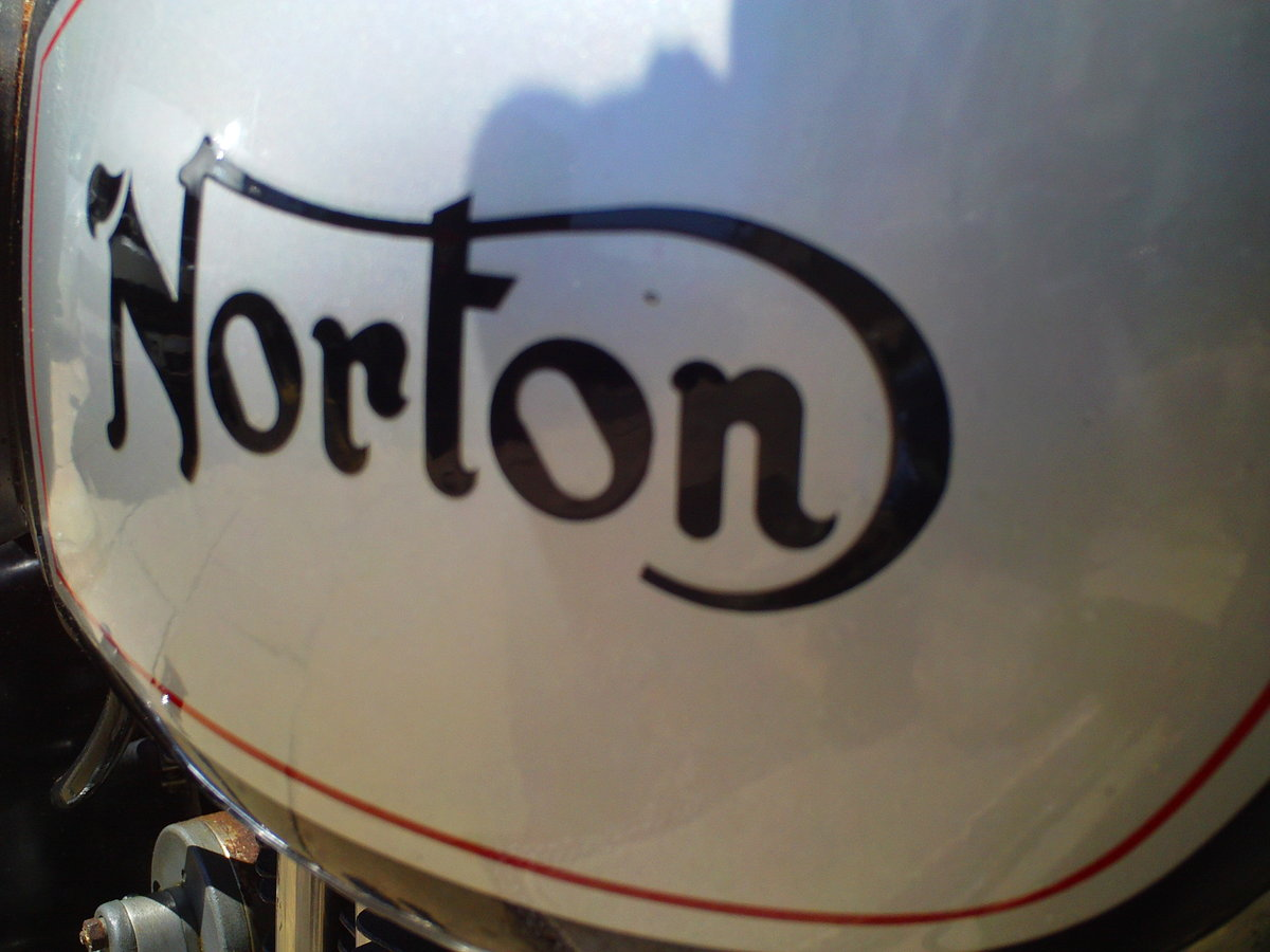 1953 NORTON ES2 500cc SOLD (picture 6 of 6)