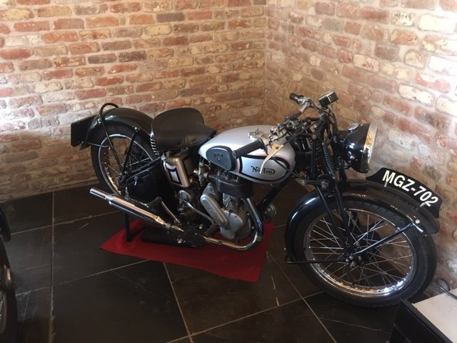 1943 Norton 16H fully restaured  For Sale (picture 2 of 6)