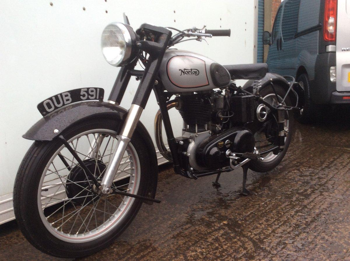 1951 Norton es2 SOLD (picture 4 of 6)