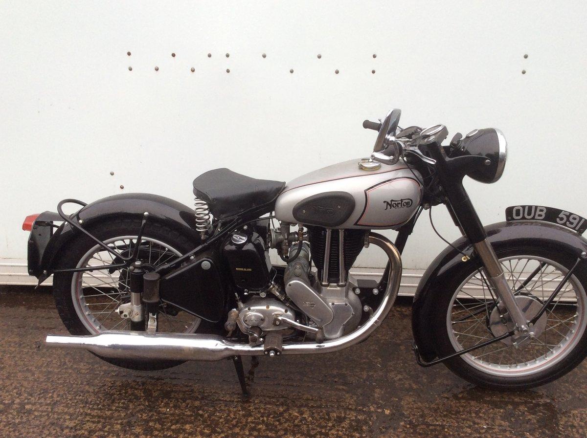 1951 Norton es2 SOLD (picture 6 of 6)