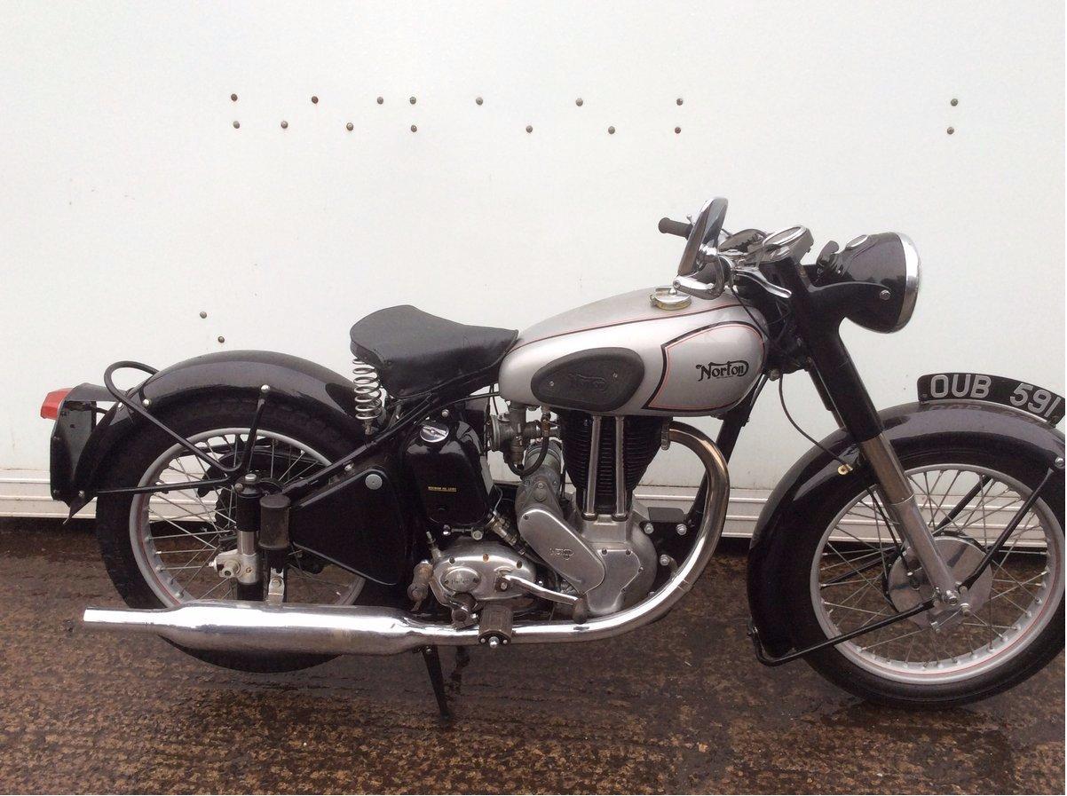 1951 Norton es2 SOLD (picture 1 of 6)