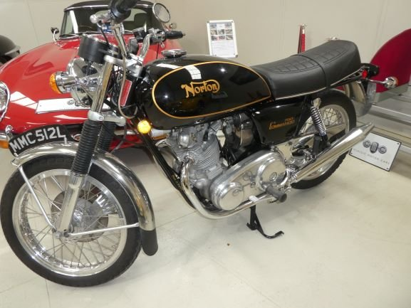 1972 Norton Commando 750 For Sale (picture 1 of 6)