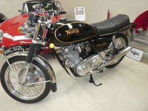 1972 Norton Commando 750 For Sale