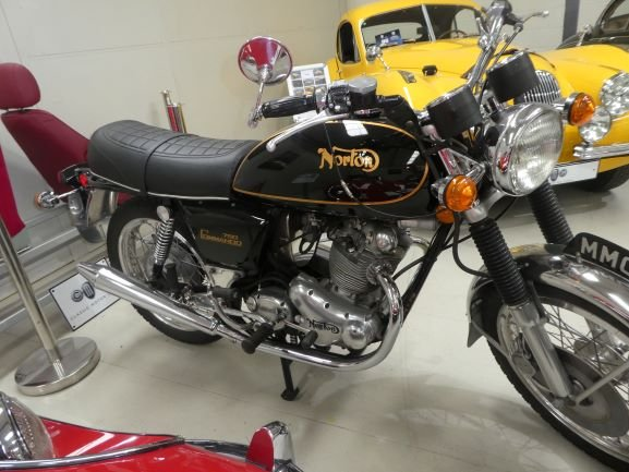 1972 Norton Commando 750 For Sale (picture 2 of 6)