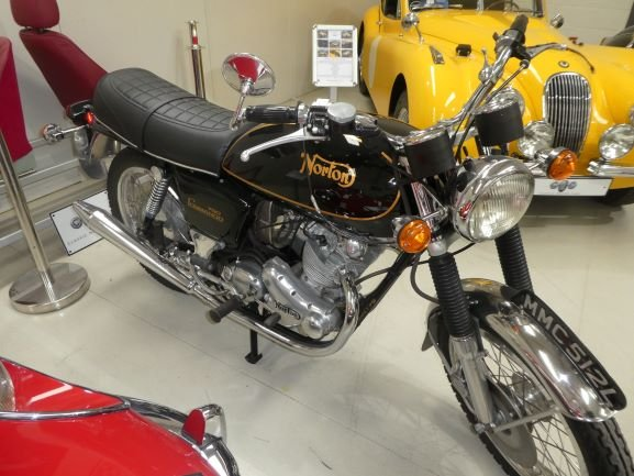 1972 Norton Commando 750 For Sale (picture 5 of 6)