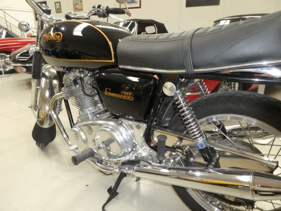 1972 Norton Commando 750 For Sale (picture 4 of 6)