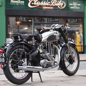 1950 Extremely Original Norton ES2 500, Must See. For Sale