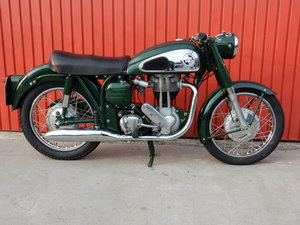 Norton Model 50 1960 350cc Original, Transferrable Reg