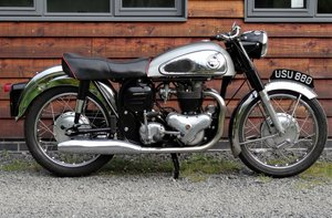 1959 Norton Model 99 Dominator Matching Numbers For Sale