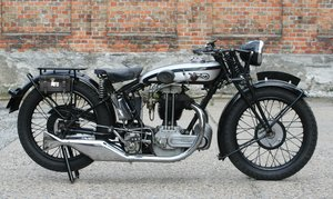 Norton Model 20 1930 500cc OHV For Sale